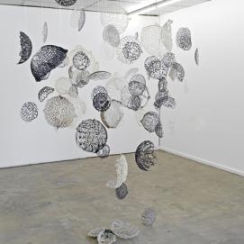Náire Orthu, 2017. Sister Gallery. Photo Grant Hancock