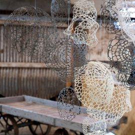 Náire Orthu, 2017. Ursula Halpin. Installation detail