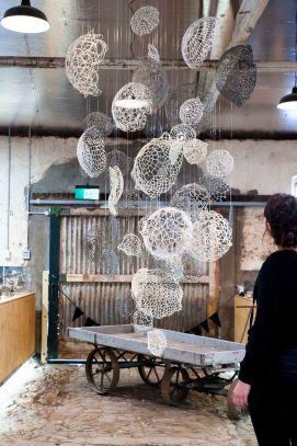 Náire Orthu, 2017. Ursula Halpin Installation